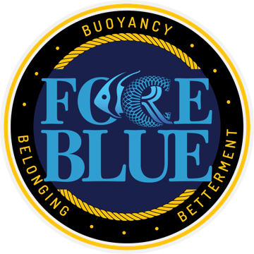 Dive Control Board - Force Blue