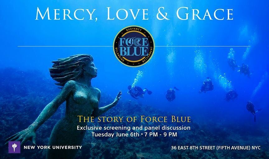 Exclusive Screening June 6th at NYU!