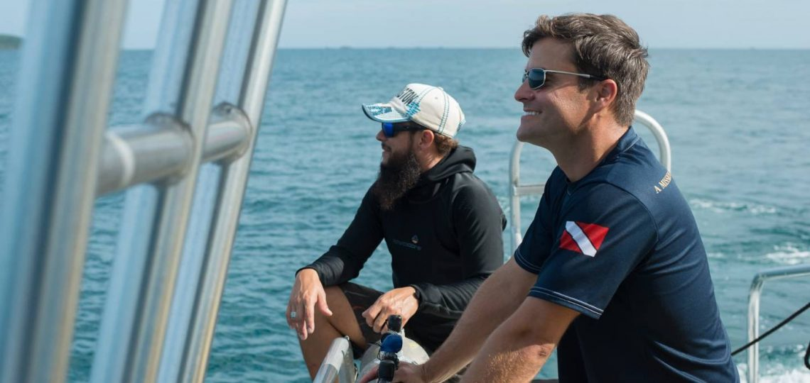 These Veterans Are Fighting A New War, This Time Against Attacks on South Florida's Coral Reefs