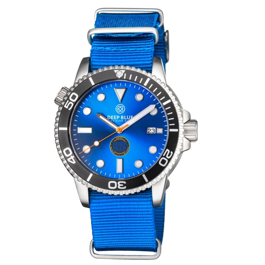 FORCE BLUE Team dive watch