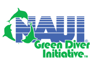FORCE BLUE Partners with NAUI Green Diver Initiative