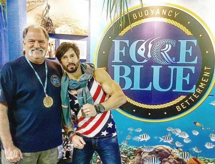 FORCE BLUE Comes to Cayman